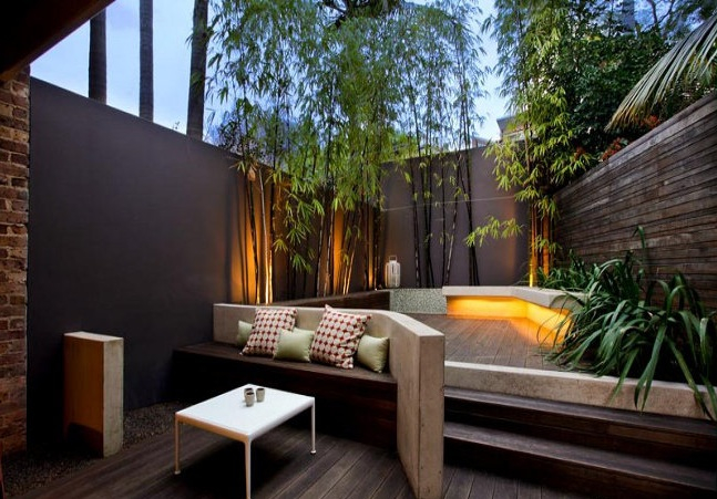 18 modern courtyard ideas (15)