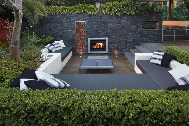 18 modern courtyard ideas (17)