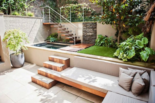 18 modern courtyard ideas (6)