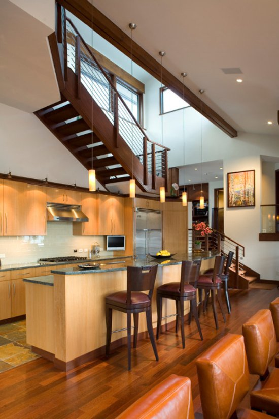 19 SPACE-SAVING UNDER STAIRS KITCHENS YOU NEED TO SEE (1)
