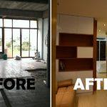 Review : รีโนเวทห้องแถวสองห้อง ยุบรวมให้เป็นห้องเดียว ได้ห้องใหม่ที่สวยเกินคาด!!