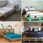 23 ไอเดียตกแต่งห้องแบบมินิมอล และตกแต่งเตียงพร้อมไม้พาเลท สวยงามในรูปแบบเรียบง่าย