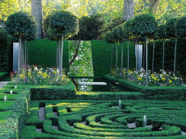 25 ideas for the garden with shrubs (11)