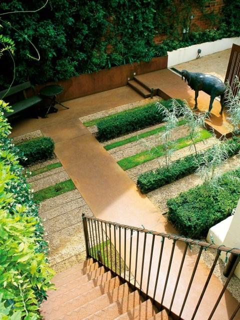 25 ideas for the garden with shrubs (13)
