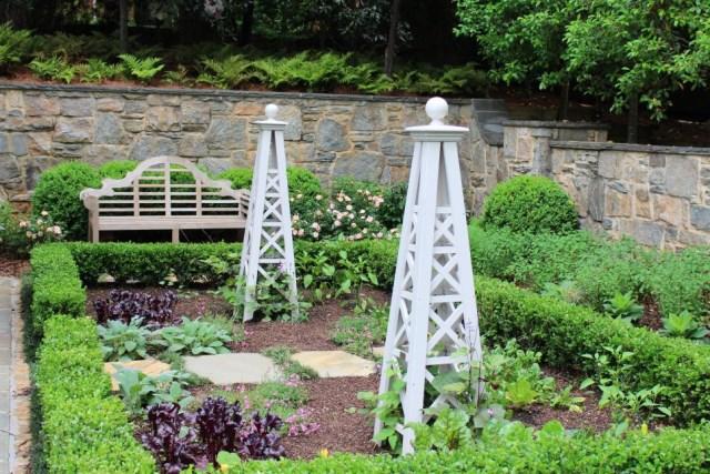 25 ideas for the garden with shrubs (23)