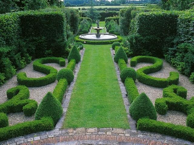 25 ideas for the garden with shrubs (5)