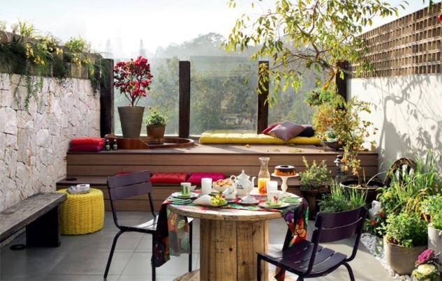 28 flowers balcony decoration ideas (9)