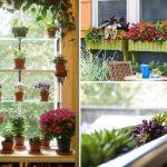 """27 ไอเดีย ตกแต่งระเบียงและหน้าต่างด้วย """"พืชพรรณและดอกไม้"""" สร้างมุมพักผ่อนเพื่อช่วงเวลาสุดพิเศษ"""