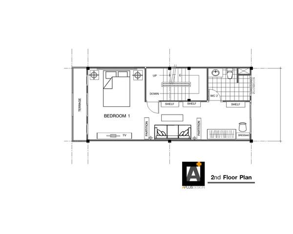 3 storey condo renovation (5)