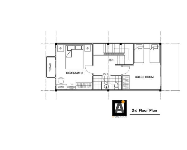 3 storey condo renovation (6)