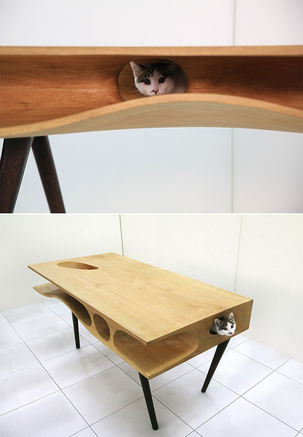 30-ideas-to-make-cool-cozy-bed-for-cat (18)