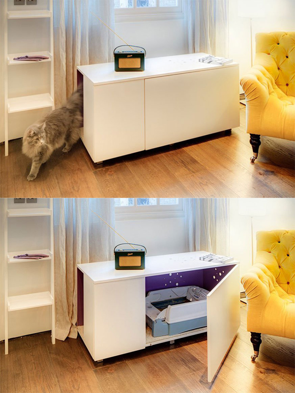 30-ideas-to-make-cool-cozy-bed-for-cat (22)