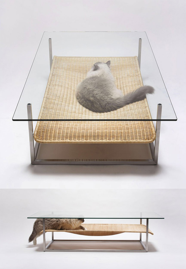 30-ideas-to-make-cool-cozy-bed-for-cat (25)