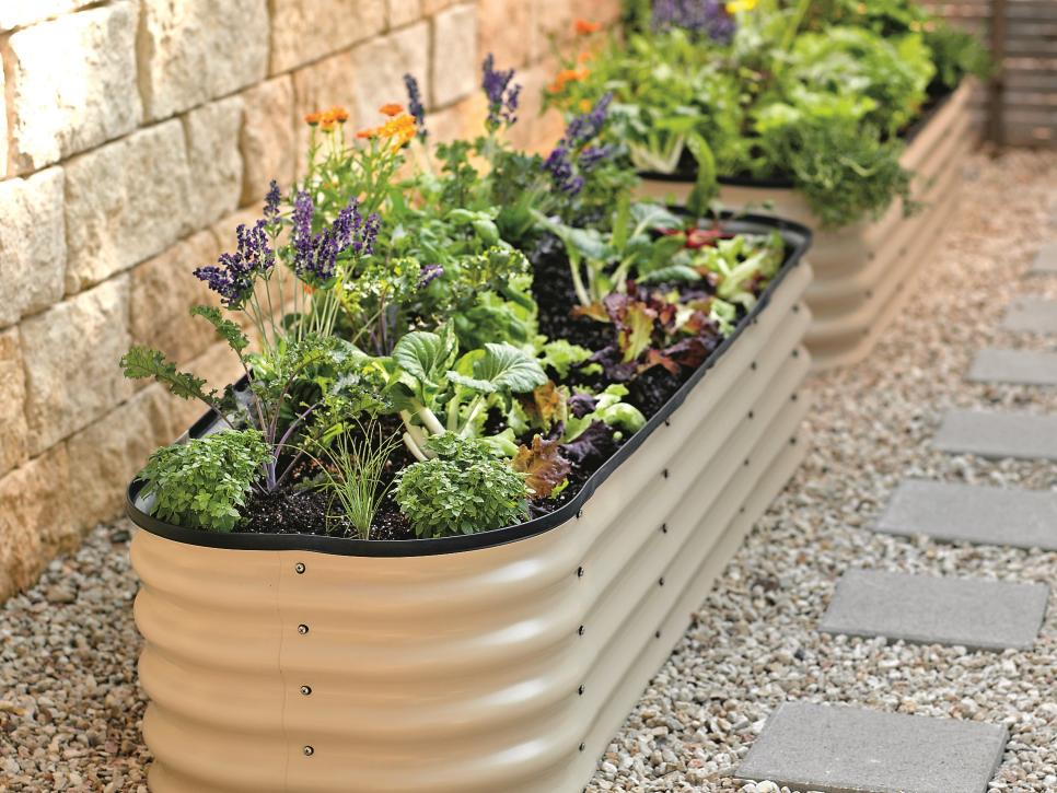 31 ideas for vegetable gardens and gardens (30)