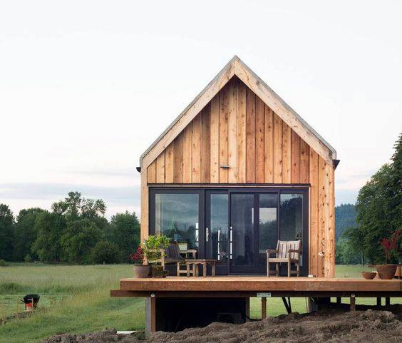 38 wooden house ideas (14)