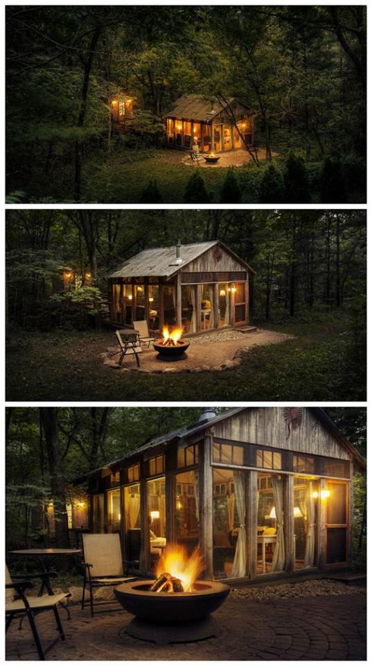 38 wooden house ideas (17)
