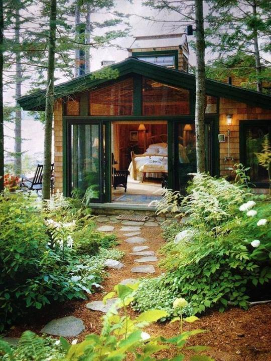 38 wooden house ideas (31)