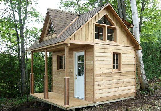 38 wooden house ideas (35)