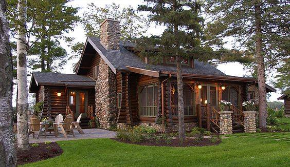 38 wooden house ideas (7)