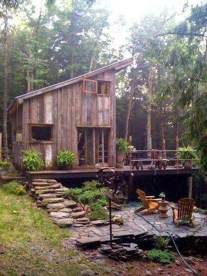 38 wooden house ideas (8)