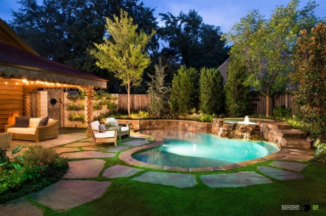 39 backyard pool ideas (5)