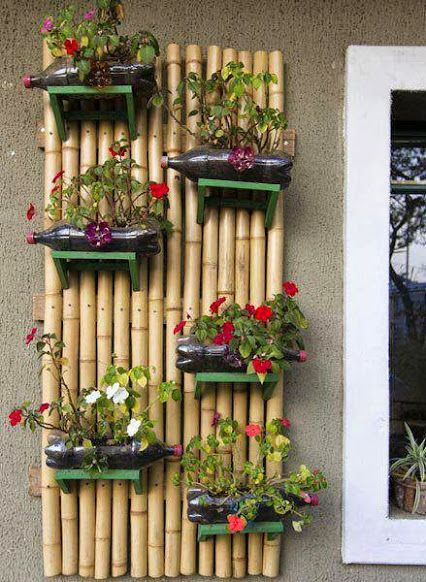 40 interior ideas for bamboo decoration (12)