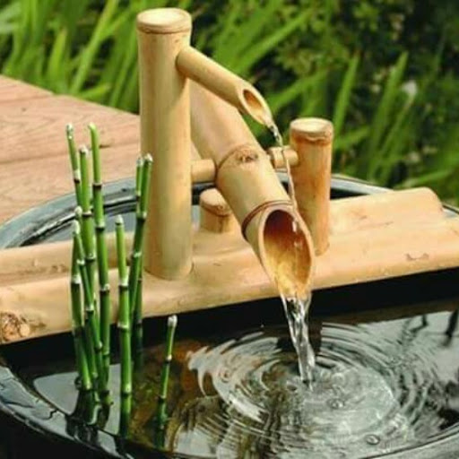 40 interior ideas for bamboo decoration (15)