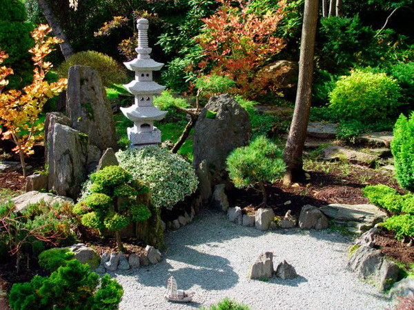 42 japanese zen garden ideas (10)