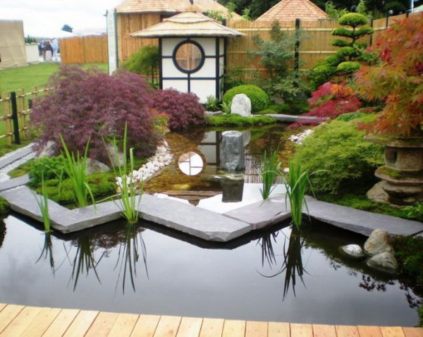 42 japanese zen garden ideas (9)