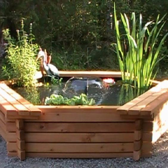 46 beautiful fish pond ideas (10)