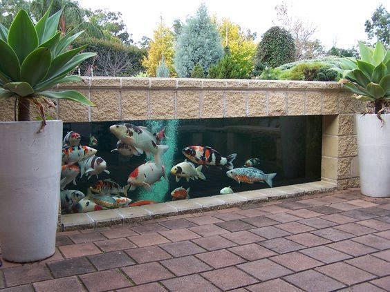 46 beautiful fish pond ideas (14)