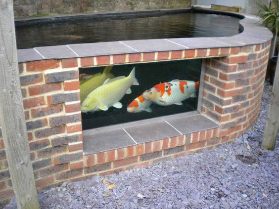 46 beautiful fish pond ideas (19)