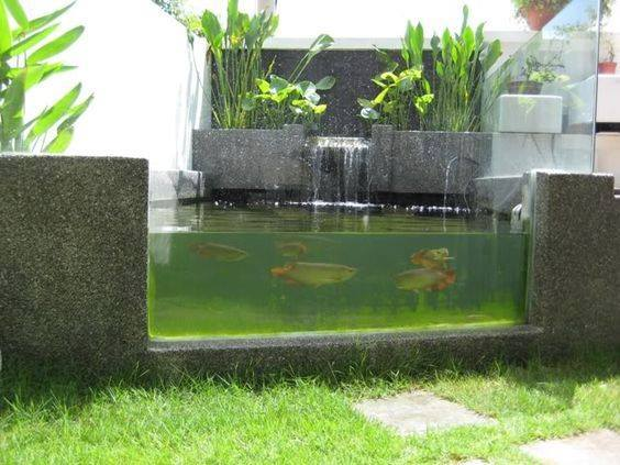 46 beautiful fish pond ideas (22)