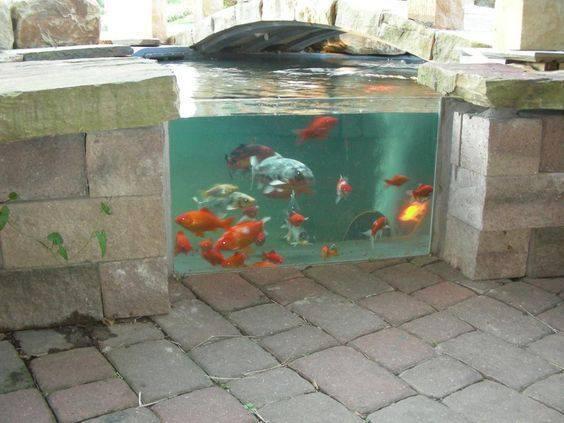 46 beautiful fish pond ideas (26)
