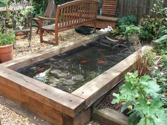 46 beautiful fish pond ideas (3)
