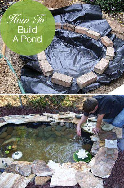 46 beautiful fish pond ideas (6)