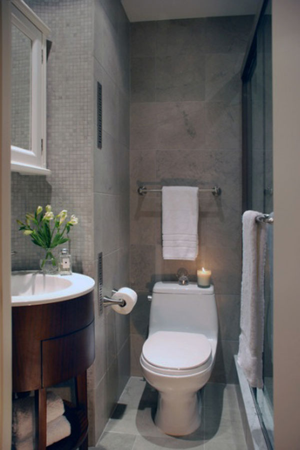 50 small and functional bathroom designs (11)