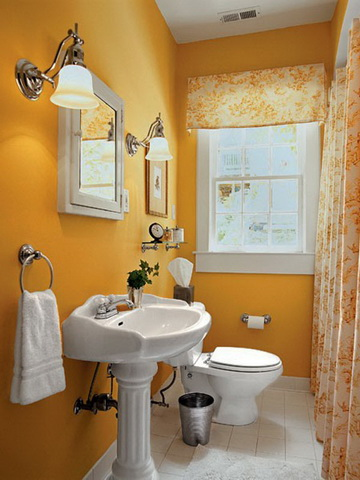 50 small and functional bathroom designs (13)