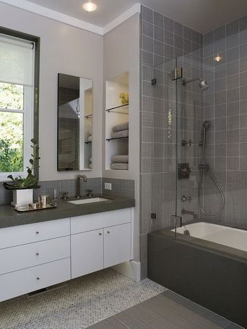 50 small and functional bathroom designs (2)