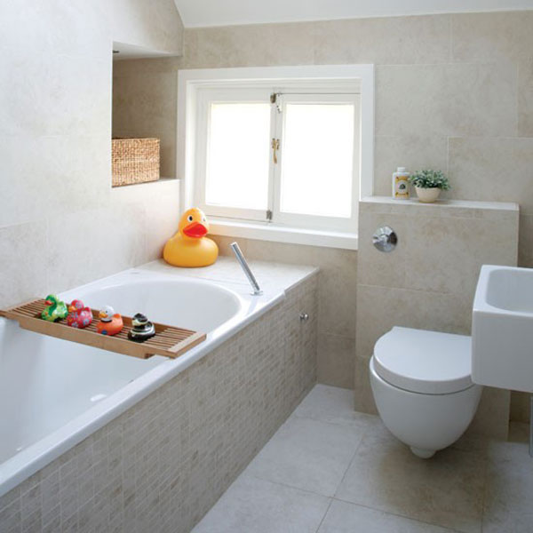 50 small and functional bathroom designs (20)