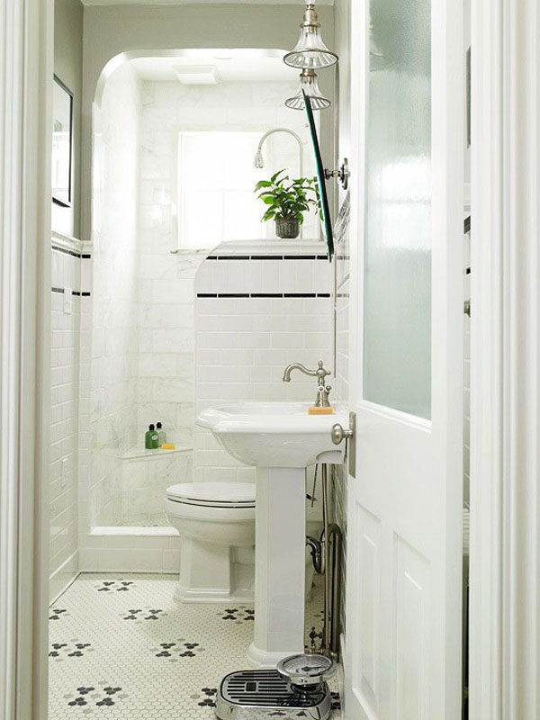 50 small and functional bathroom designs (22)