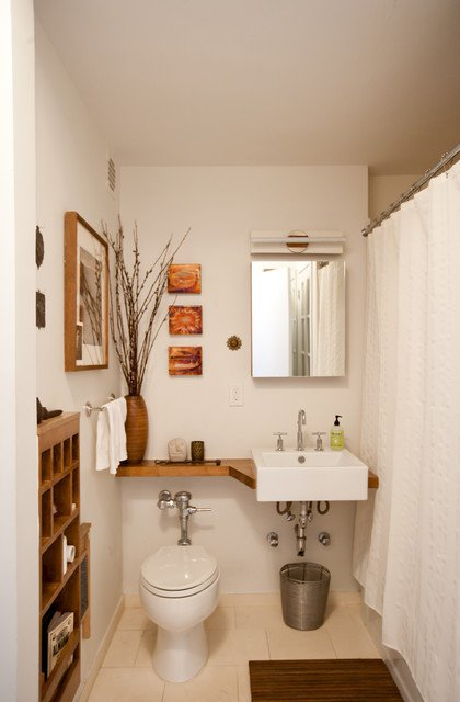 50 small and functional bathroom designs (38)