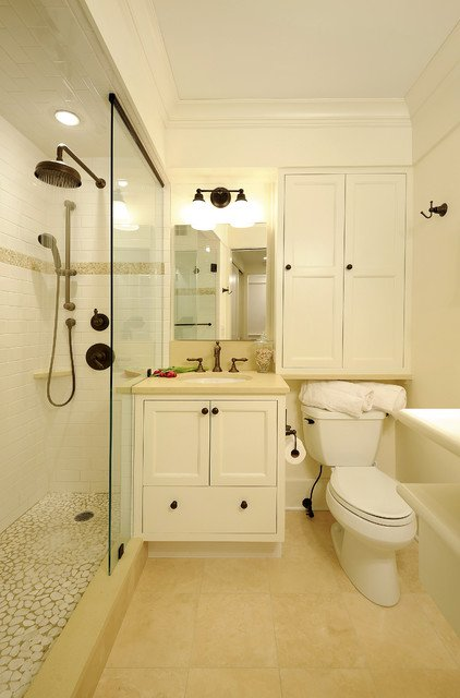 50 small and functional bathroom designs (40)