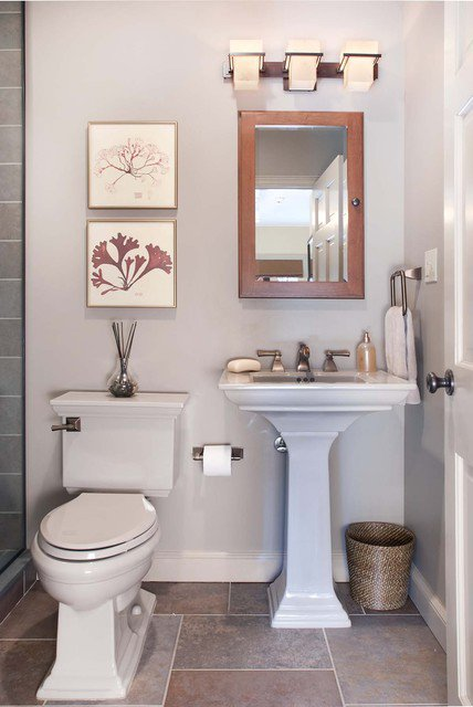 50 small and functional bathroom designs (42)