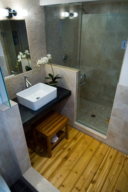 50 small and functional bathroom designs (45)