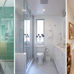 50 ไอเดีย ห้องน้ำขนาดกะทัดรัด จัดเต็มฟังก์ชั่น ใช้งานครบครันไม่หวั่นแม้พื้นที่น้อย
