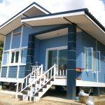 Review : บ้านพักยามชรา อยู่ยาวหลังปลดเกษียณ ดีไซน์กะทัดรัด ใช้งบไม่เกิน 500,000