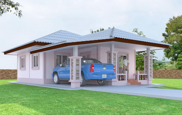 500k eco house plan (1)