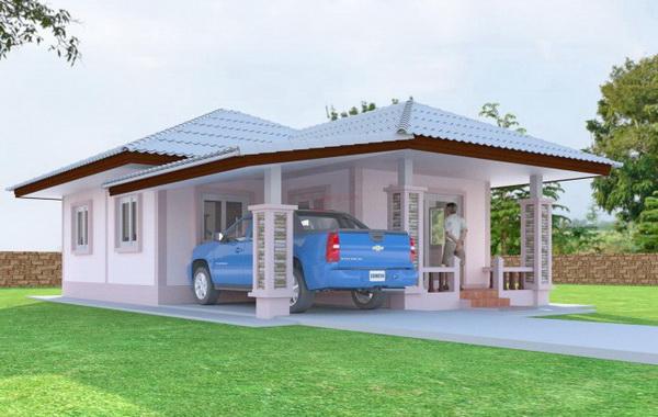 500k eco house plan (1)
