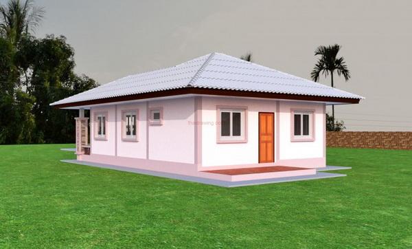500k eco house plan (4)